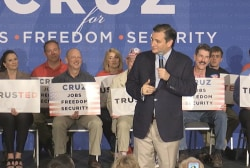 Cruz: I've got 'more faith in the people...
