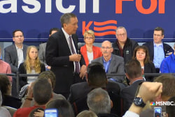 Kasich: 'Don't go to parties where there's...