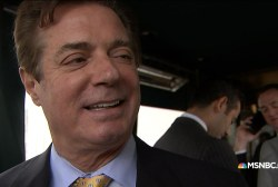 Manafort on Fiorina pick: 'It's desperation'