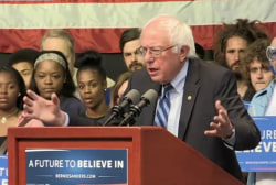 Sanders Insists He Can Still Win Nomination