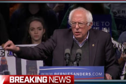 Sanders promises to support more progressives