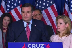 Cruz suspends presidential campaign