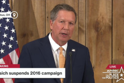Kasich suspends 2016 campaign