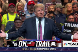 On the Trail: GOP grapples with Trump support