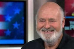 Rob Reiner on Trump, Clinton and 2016