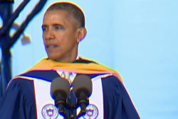 Pres. Obama: Passion isn't enough, you...