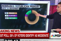 First West Virginia, Nebraska Exit Polls