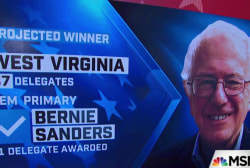NBC News: Trump, Sanders win WV primaries
