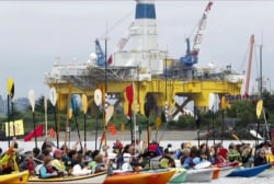 Big Oil dumps Arctic drilling plans