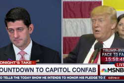 Ryan: 'We Need A Real Unification'
