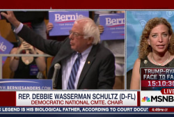 Sanders Lobbies Superdelegates