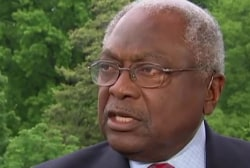 Rep. Clyburn: We will not see Trump soften...