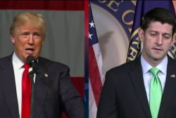 Despite differences, will Ryan endorse Trump?