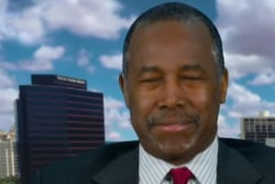Dr. Carson on uniting GOP around Trump