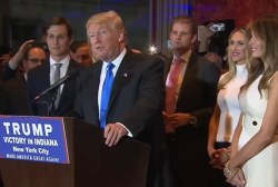 Trump campaign under fire