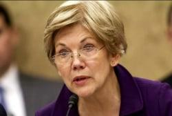 Elizabeth Warren being tapped as VP?