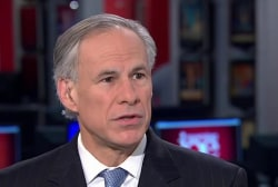 Texas governor calls for GOP to unite to...