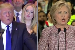 Trump, Clinton Attack Plans Unleashed
