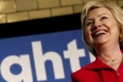 Clinton aims to break Sanders' winning streak