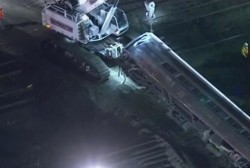 'Heartbreaking situation' for Amtrak