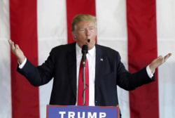 Trump slams Gates: I'm not a big fan of his