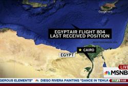 Data shows smoke in EgyptAir plane bathroom