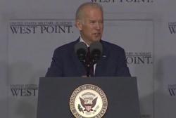 VP Biden to West Point graduates: 'It's a...