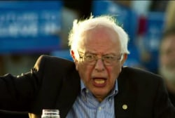 Sanders endorses Wasserman Schultz opponent