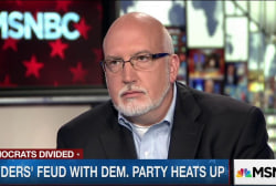 Sanders' feud with DNC heats up