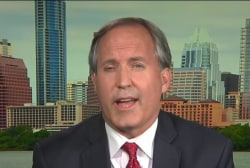 Texas AG on transgender bathroom debate