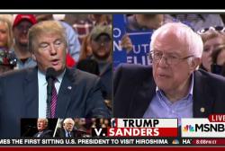 Sanders vs. Trump: Will they really debate?