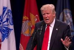 The inconsistencies of the Trump campaign