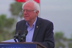 Sanders continues push for debate with Trump