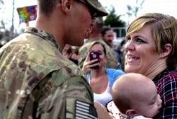 Military families struggle with unemployment