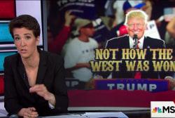 Trump drops pretense of presidential demeanor