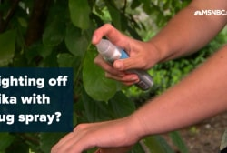Can bug spray protect you from Zika?