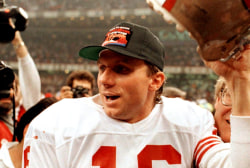 Joe Montana on the dangers of football