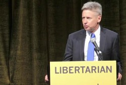 Can Libertarian Party build support?