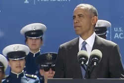 Obama: Our military is, by a mile, the...