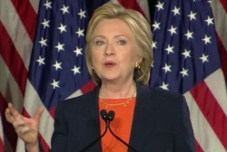 Clinton: Trump 'Temperamentally Unfit' to...