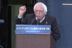 Bernie Sanders' California Challenge