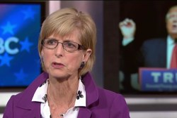 Former NJ gov. warns against Trump