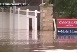 On TX flooding: 'People didn't believe it'