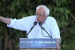 Sanders hoping for win in California