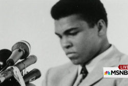 'Greatest of All Time,' Muhammad Ali, dead...