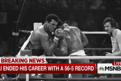 Boxing Icon Dead at 74