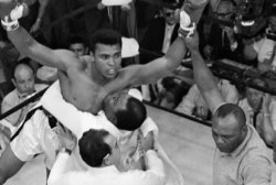 Hall of Famer compares Ali to Mark Twain