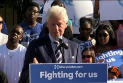 Bill Clinton on the trail: High risk or...