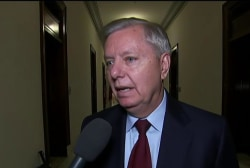 Sen. Graham refuses to support Trump
