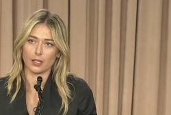 Sharapova hit with 2-year ban for doping